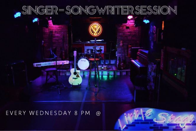 Wednesday Open Mic🤔